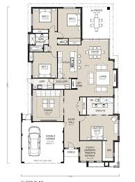 custom design floor plans modern house with scullery home reno ideas modern