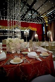 Red And Gold Reception Decoration 43 Best Wedding Red U0026 Gold Images On Pinterest Red Gold Red