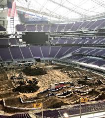 map us bank stadium 2018 track maps supercross live us bank stadium minneapolis