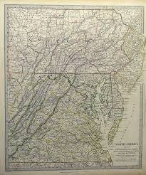 Columbia Map South America by 1830 U0027s Pennsylvania Maps