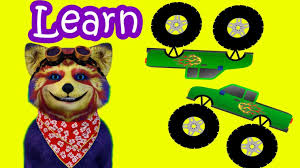 monster truck videos for kids youtube truck video for toddlers d hd animation kids youtube s teaching
