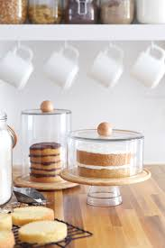 cake stand with cover diy cake dome cloche jars a beautiful mess