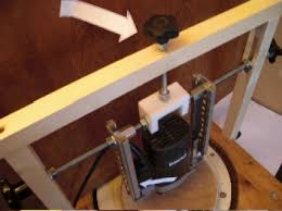 making a rotary table trend knowledge trend dish making on a router rotary table