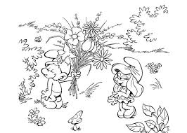 smurf coloring pages smurfs coloring pages are featuring papa smurf smurfette azrael