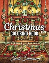 amazon color christmas coloring book perfectly portable