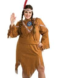 Size 5x Halloween Costumes Fashion Bug Size Costumes Rubies Native American Indian