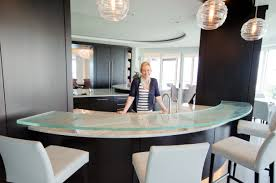 glass countertops builders glass of bonita inc