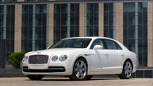 bentley white 2015 2014 bentley flying spur glacier white front hd wallpaper 49