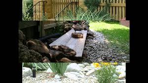 Small Backyard Rock Gardens Garden Ideas Backyard Rock Garden Youtube