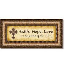 home accents decor house blessings faith hope love 1