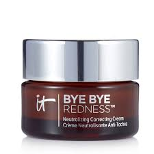 it cosmetics bye bye redness correcting cream review popsugar beauty