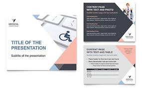 healthcare presentation templates presentation templates medical