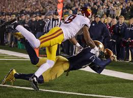 usc halloween horror nights whicker usc loses to notre dame the morning after u2013 daily news