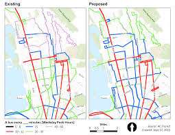 Berkeley Map Non Animated Service Expansion Plan Maps Ac Transit