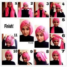 tutorial hijab resmi contoh tutorial hijab pashmina acara formal terbaru kumpulan