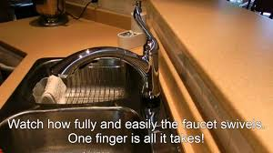 our delta touch2o technology faucet youtube