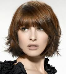 choppy bob hairstyles for thick hair thick layered choppy bob hairstyle hairstyles easy hairstyles
