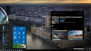 first set of windows 10 themes show up on the windows store