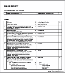 sales call report template sales call report template free templatezet
