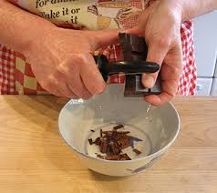 How To Make Decorative Chocolate Chocolate Curls Craftybaking Formerly Baking911