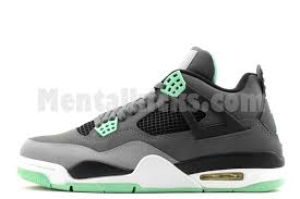 green glow 4 mentalkicks nike air 4 retro 2013 green glow 308497 033