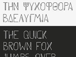 srfm neon free font freebiesbug