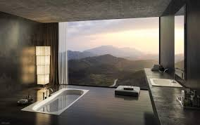 stunning luxury bathrooms with incredible views design 55