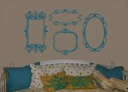 shabby chic wall decals