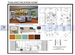 how to create a interior design portfolio decorating idea