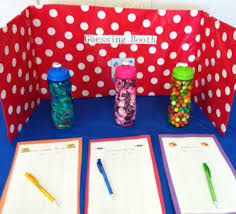 great idea for a pto pta fall festival party a guessing booth
