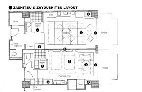 completely new concept rooms zashitsu and zayoushitsu tenkai zashitsu zayoushitsu layout eng