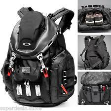 Oakley Mens Nylon Backpack EBay - Oakley backpacks kitchen sink