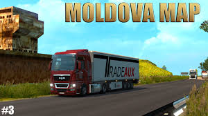 Moldova Map Ets2 Moldova Map 3 Dlc Winner Euro Truck Simulator 2 Youtube