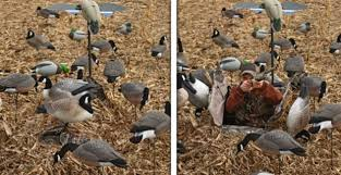 Goose Layout Blind Man Cave And Deluxe Man Cave Layout Blinds