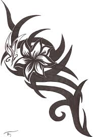 what does flower tattoos really mean best 25 tribal flower tattoos ideas on pinterest infinity