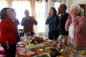 how to talk with family on thanksgiving a plan by a human