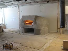 wood fired pizza ovenfire works masonry
