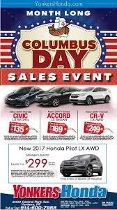 current honda lease specials u0026 deals yonkers honda