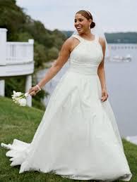 wedding dresses plus sizes a line plus size wedding dress