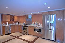 Kitchen Cabinets Factory Direct Polyester Kitchen Cabinets 4208