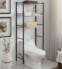home design white wood bathroom cabinet portable storage over