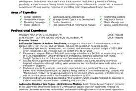 Non Profit Resume Samples by Best Non Profit Resumes Reentrycorps