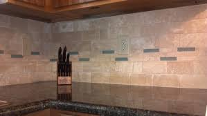 kitchen backsplash travertine dining kitchen exciting travertine backsplash for kitchen decor