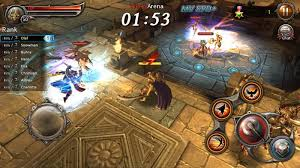 rpg for android rpg smash hit blade sword of elysion arrives on android