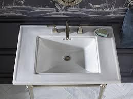 Memoirs Faucet Onyx Embellished Bathroom Kohler Ideas