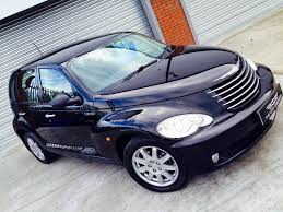 chrysler pt cruiser touring crd inc warranty the car company