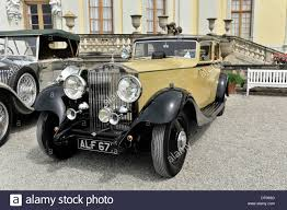 rolls royce sport car rolls royce phantom ii sports saloon built in 1933 classic car