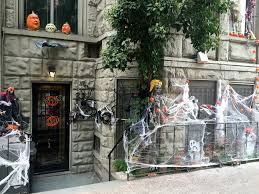 ghosts goblins and great decorations in the big apple u2013 all