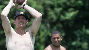 Jim Harbaugh Memes - the seduction of jim harbaugh mgoblog