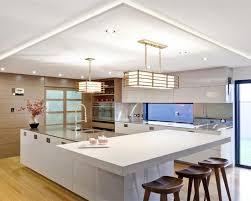Kitchen Lighting Sets by Modern Custom Made Kitchen Island Design Kitchen Design Ideas